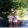 Саша и Валерия