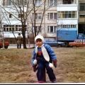 Во дворе, Жуковский 08
