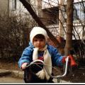 Во дворе, Жуковский 09