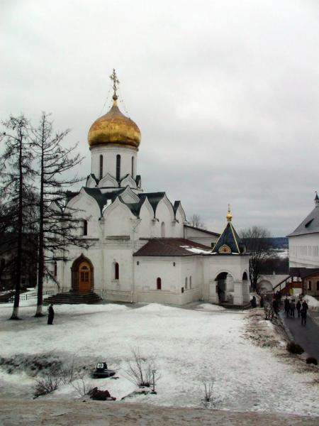 14 Саввино-Сторожевский монастырь