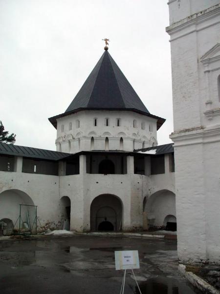 30 Саввино-Сторожевский монастырь