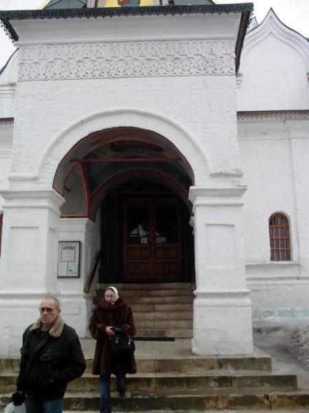 32 Саввино-Сторожевский монастырь