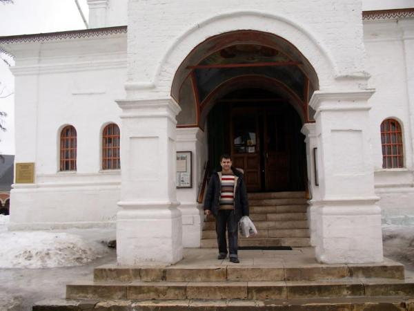38 Саввино-Сторожевский монастырь