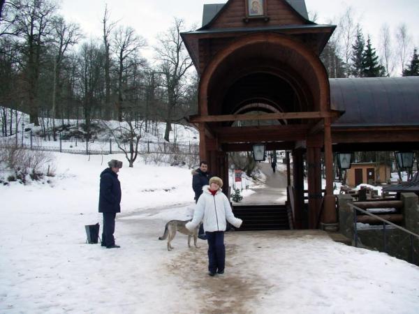 43 Саввино-Сторожевский монастырь