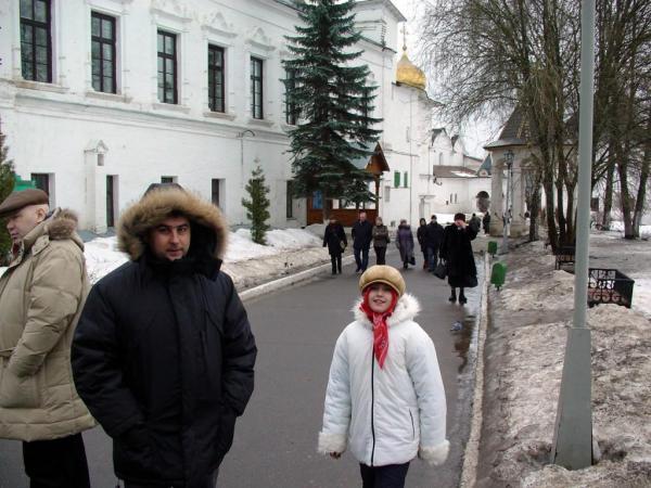 55 Саввино-Сторожевский монастырь