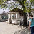 Беседка во дворе церкви Салунского, Рыбаки