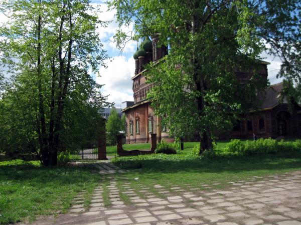 Церковь Иоанна Предтечи 02