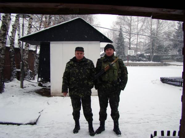 Украинские миротворцы в Косово 8