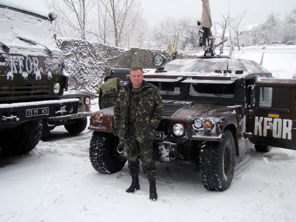 Украинские миротворцы в Косово 19