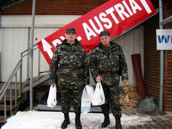 Украинские миротворцы в Косово 29