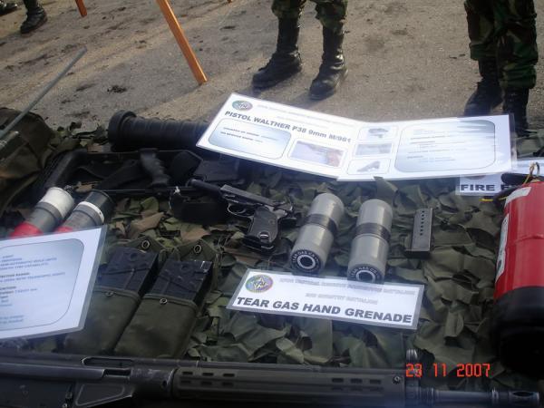 Украинские миротворцы в Косово 48
