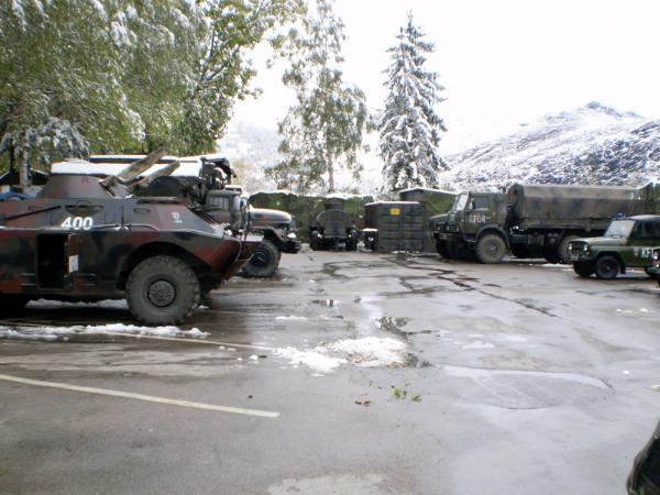 Украинские миротворцы в Косово 59