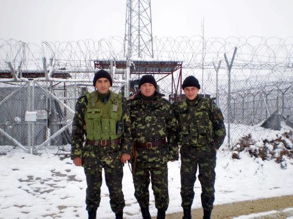 Украинские миротворцы в Косово 61