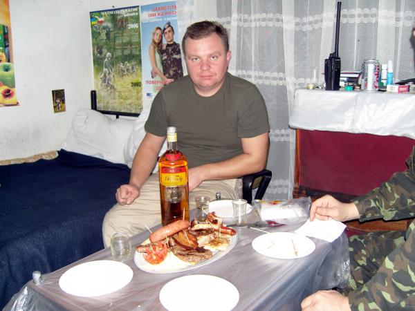 Украинские миротворцы в Косово 70