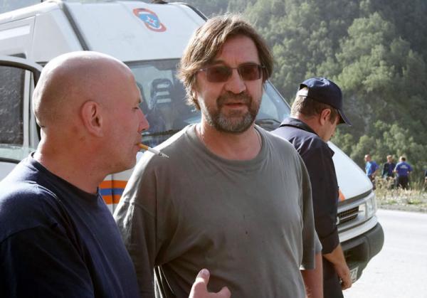 Шевчук приехал в Южную Осетию в августе