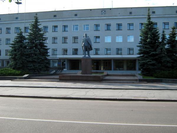 Уникальный памятник для Украины